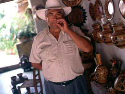 Nicasio Pajarito González, Barro Bruñido