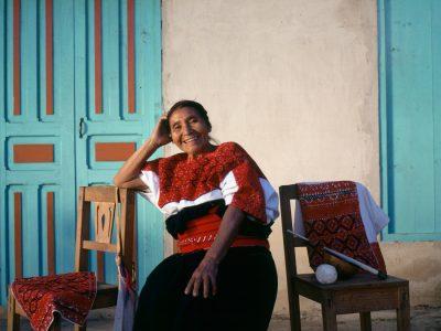 Rosa Hernández Díaz, Textiles