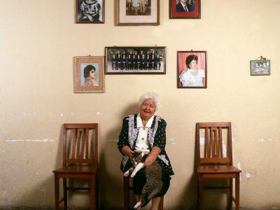 Angela Nandayapa Fonseca, Madera (laca)