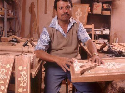 Francisco Aguirre, Madera
