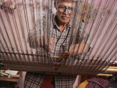 Evaristo Borboa, Textiles