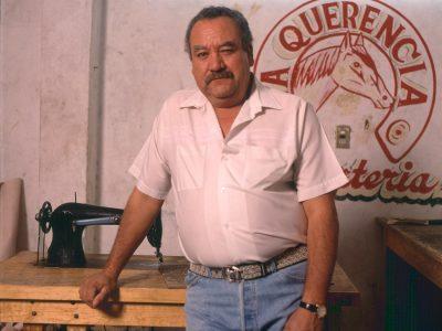 Armando Goeta Loera, Piel