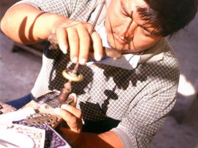 David Jiménez Montoya, Cuerno y Hueso